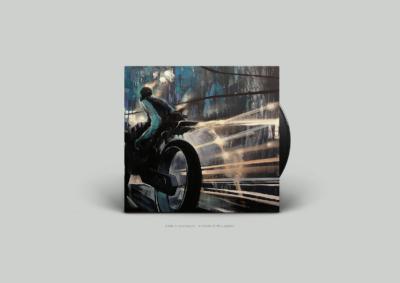 Divine Styler Record Sleeve