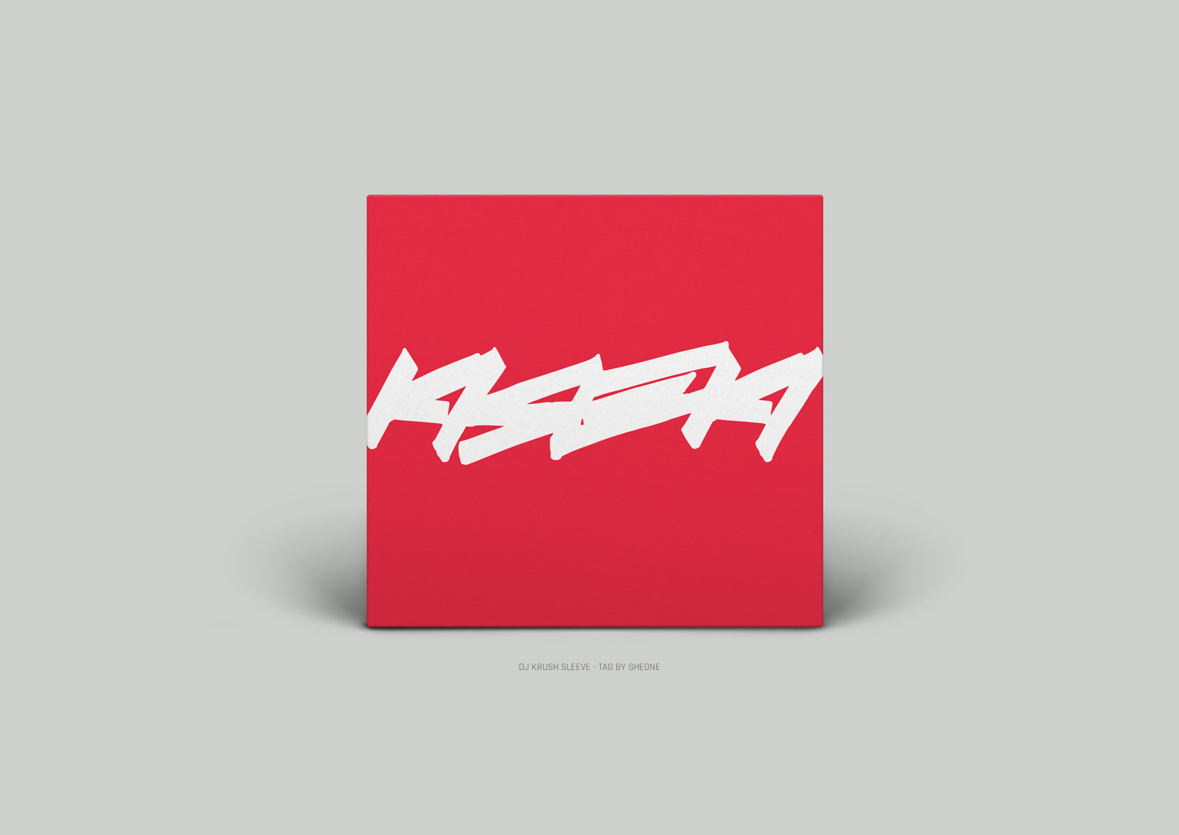 DJ Krush -Kiseki Record Sleeve
