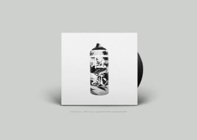 DJ Krush Record Sleeve