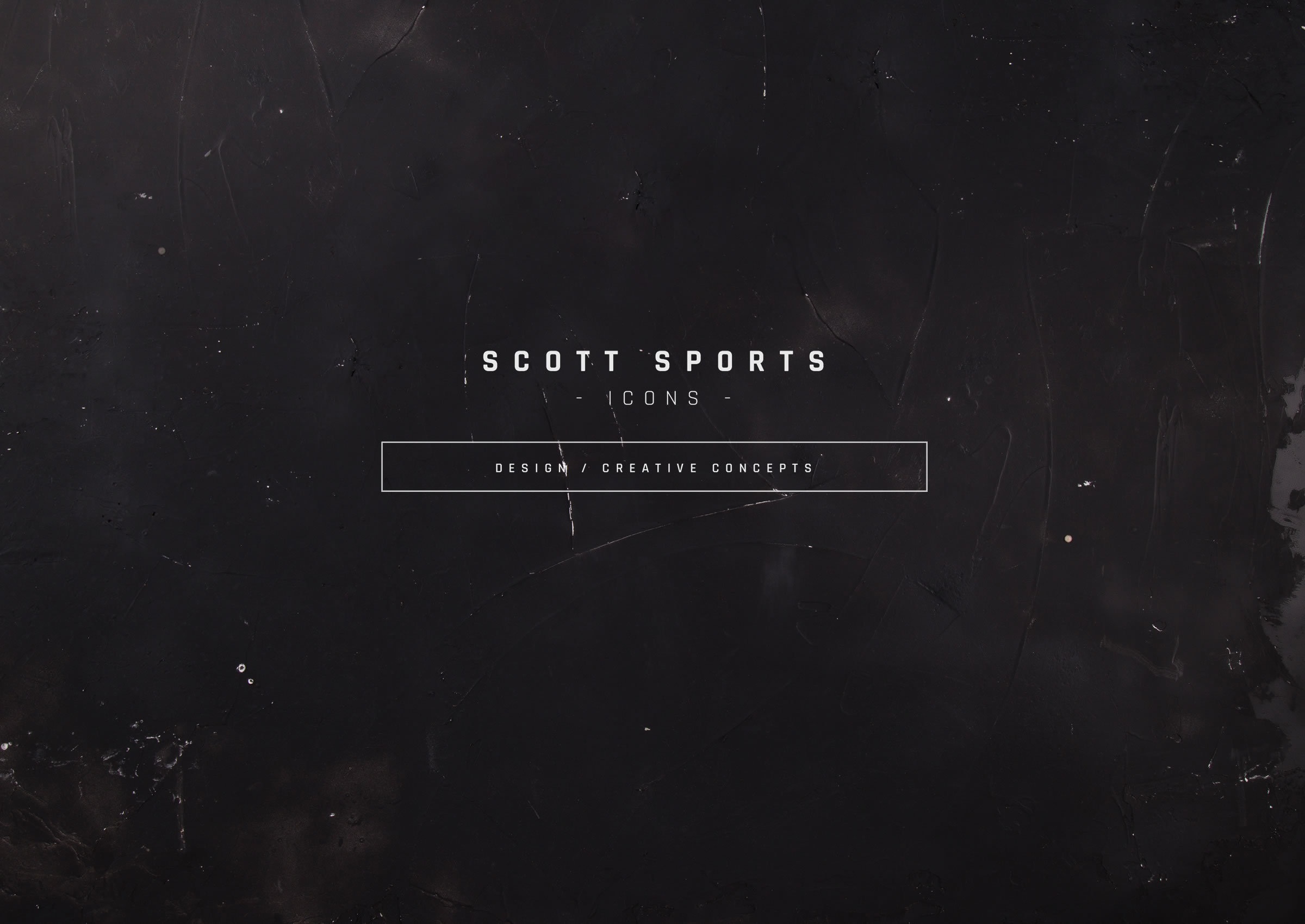 Scott Sports Icon / Logo Designed by Rob Swain